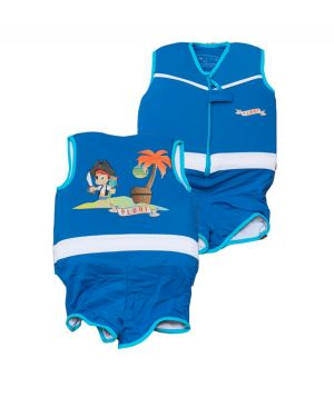 Boys' floating swimsuit: Pirate