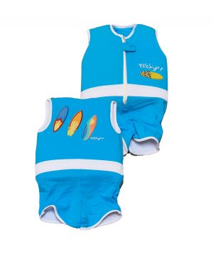 Boys' floating swimsuit: Hawaï