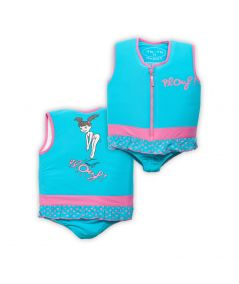 Girls' floating swimsuits, Children's and Infant's floating swimsuits - Plouf